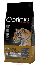 OPTIMAnova CAT CHICKEN GRAIN FREE 8kg