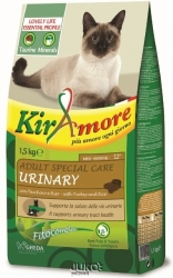 Kiramore Cat Adult S.Care Urinary 15kg