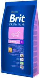 Brit Premium Junior S 3kg