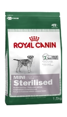 ROYAL CANIN MINI STERILISED 1,5 kg