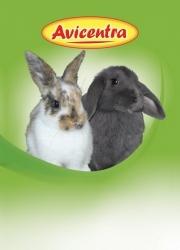 AVI Granule pro králíky 1kg