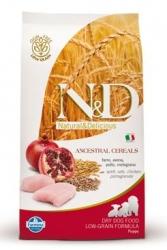 N&D Low Grain DOG Puppy Chicken & Pomegranate 2,5kg+ PAM