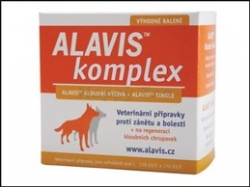 Alavis KOMPLEX Kloubní výživa 90tbl +Single 60tbl