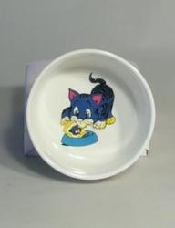 Keramická miska s motivem kočky 0,3l 11cm TRIXIE