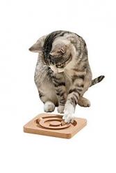 Interaktivní hračka pro kočky Round about 19x19