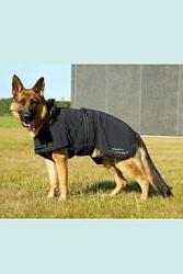 Obleček pro psy Rehab Dog Blanket Softshell KRUUSE - střih pro j