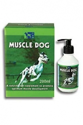 TRM MUSCLE DOG pro psy SOL 200ml