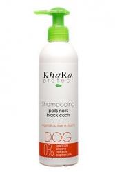 Khara Šampon černá srst pes 250ml