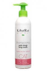 Khara Šampon dlouhá srst kočka 250ml