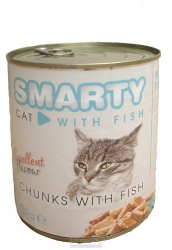 SMARTY chunks CAT FISH 810g