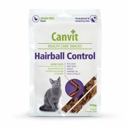 Canvit Hairball Control Health Care Snacks