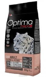 OPTIMAnova CAT SALMON GRAIN FREE 2kg