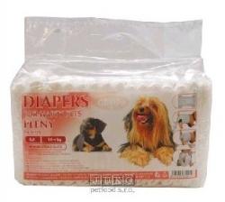 Plenky pro psy velikost 3A 6-10 kg 15ks