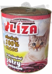 LÍZA s játry 800g