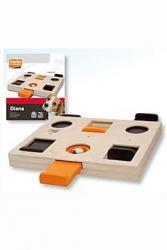 Interaktivní hra pro psy Diana 29,5x26x4,5cm