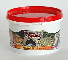 Apetit krmivo pro želvy pelety 570 ml