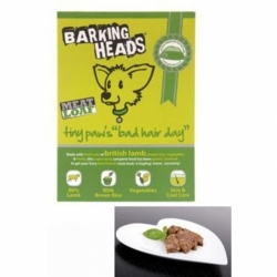 BARKING HEADS Tiny Paws Bad Hair Day konz. 150g