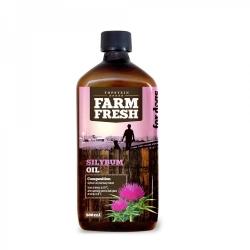 Ostropestřecový olej pro psy 200 ml