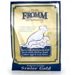 Fromm Family Senior Gold 15 kg + DOPRAVA NEBO DÁRKY ZA 100 KČ ZD