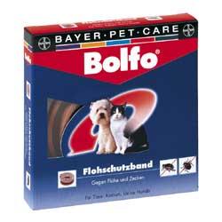 BOLFO obojek 38 cm pro malé psy a kočky