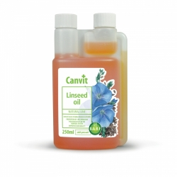 Canvit Linseed oil 250 ml