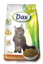 Granule pro kočky DAX DRŮBEŽÍ+ZELENINA 10kg