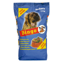 DINGO suchary pro psy 13 kg