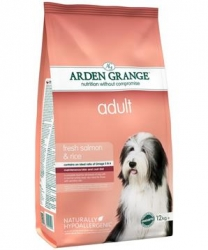 Arden Grange Adult fresh Salmon & Rice 12 kg