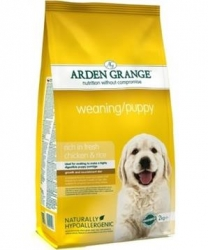 Arden Grange Weaning/Puppy rich in fresh Chicken & Rice 6 kg