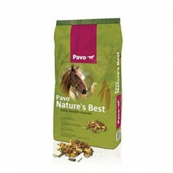 Biofaktory PAVO Müsli Natures Best 3kg