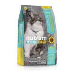 Nutram Ideal Indoor Cat 6,8 kg