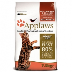 Applaws Cat Adult Chicken & Salmon 2kg