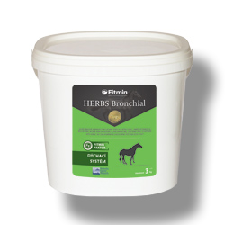 FITMIN HORSE HERBS BRONCHIAL - 3 KG
