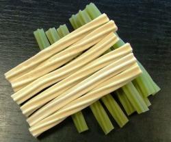 Zubní kartáček pro psy - pendrek EXTRA 12 cm 50ks - VÝHODNÁ CENA