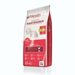 Fitmin dog medium maintenance 3kg BONUS 2+1 ZDARMA (celkem 9 kg
