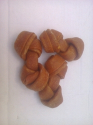 Kachní uzel ze sušeného masa 10ks - SLEVA 35 Kč
