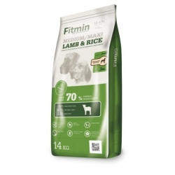 Fitmin Dog Medium+Maxi Lamb&Rice 3 kg
