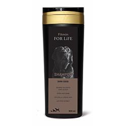 Fitmin šampon pro psy s černou srstí 300m