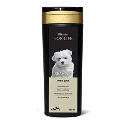Fitmin šampon pro psy s bílou a světlou srstí 300ml