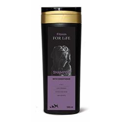 Fitmin šampon pro psy s kondicionérem 2v1 300ml