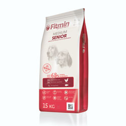Fitmin dog medium senior 3kg