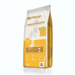 Fitmin dog mini performance 3kg + PAMLSKY ZA 30 KČ ZDARMA!