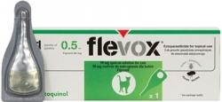 Flevox Spot-On kočka 50mg sol 1x0,5ml - JARNÍ SLEVA 20 Kč + KAŽD