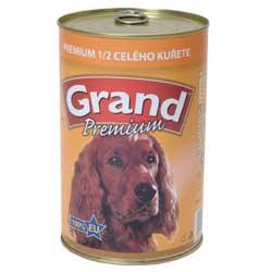 GRAND EXTRA 1/2 kuřete 1300g