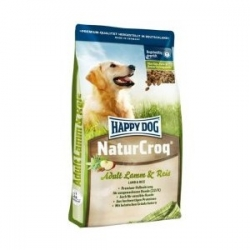 Happy Dog Natur-Croq LAMM & Reis 15kg
