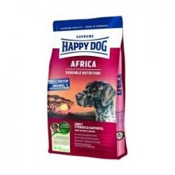 Happy Dog Supreme Sensible Africa 12,5 kg - pštros+brambory