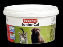 Doplněk stravy Beaphar Junior Cal 200g pro mláďata
