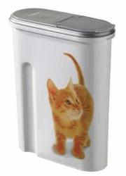 Barel - kontejner na krmivo kočky 1,5kg