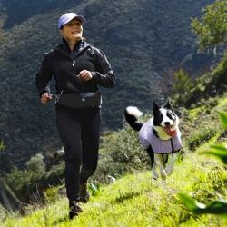 Ledvinka Hurtta výcviková Running belt