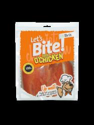 Brit Lets Bite Fillet o'Chicken 0,08kg